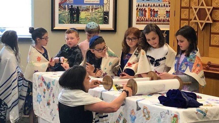 Shabbat Kids Club